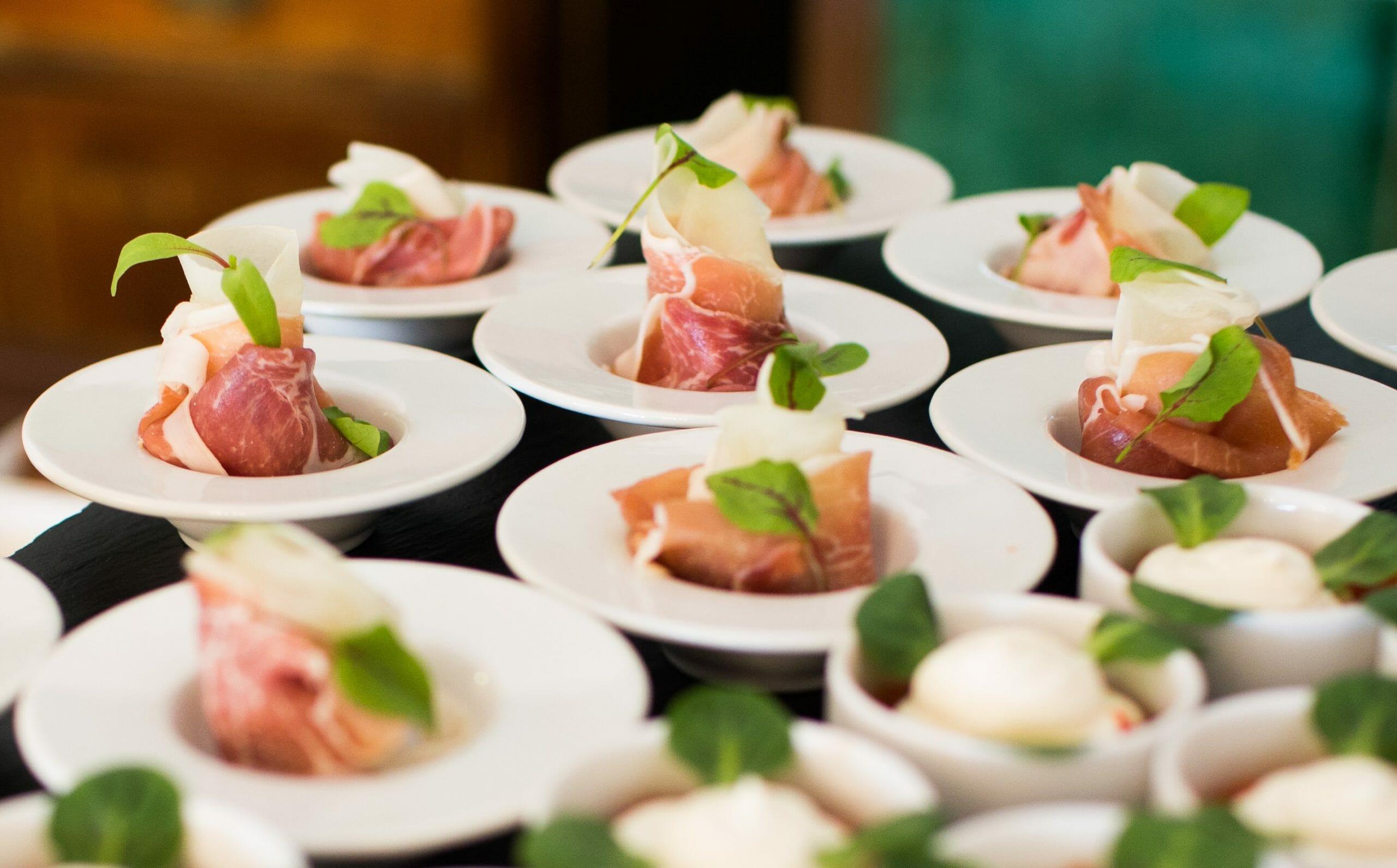 Planung für Gastronomie, Catering und Veranstaltungen